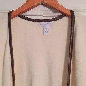 Charter Club Sweaters - Sweater Jacket